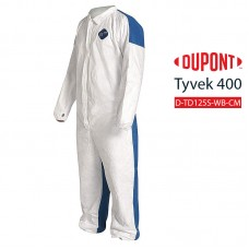 Disposable Sleeve DuPont Tyvek 400 D TD125S WB option CM