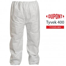 Disposable Shirt DuPont Tyvek 400 TY350S WH