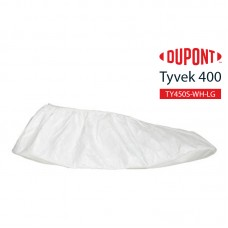 Disposable Shoe Cover DuPont Tyvek 400 TY450S WH option LG