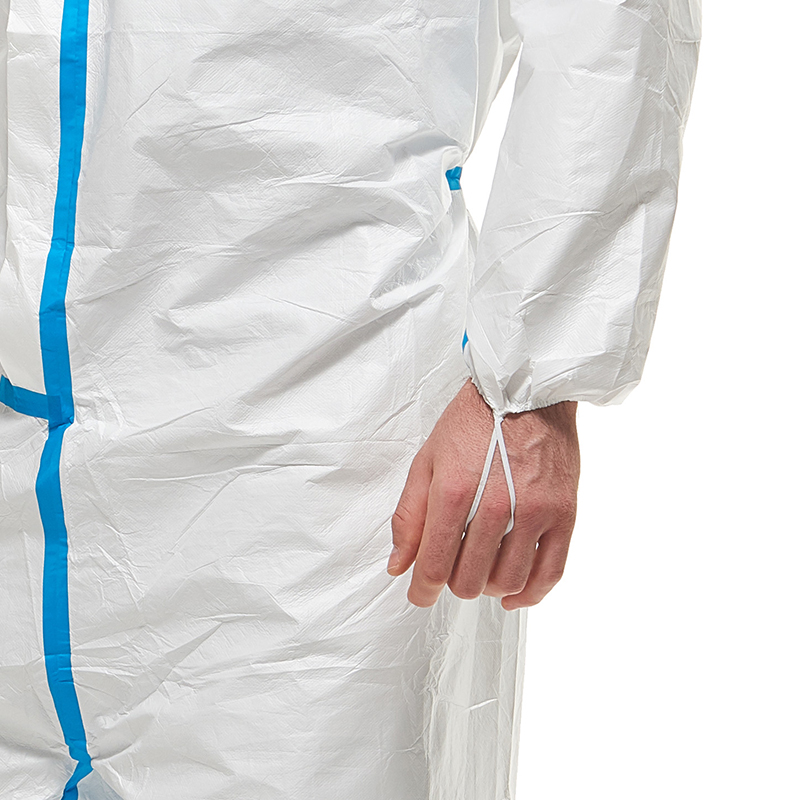 Disposable coveralls IntegraWay ExtraSafe