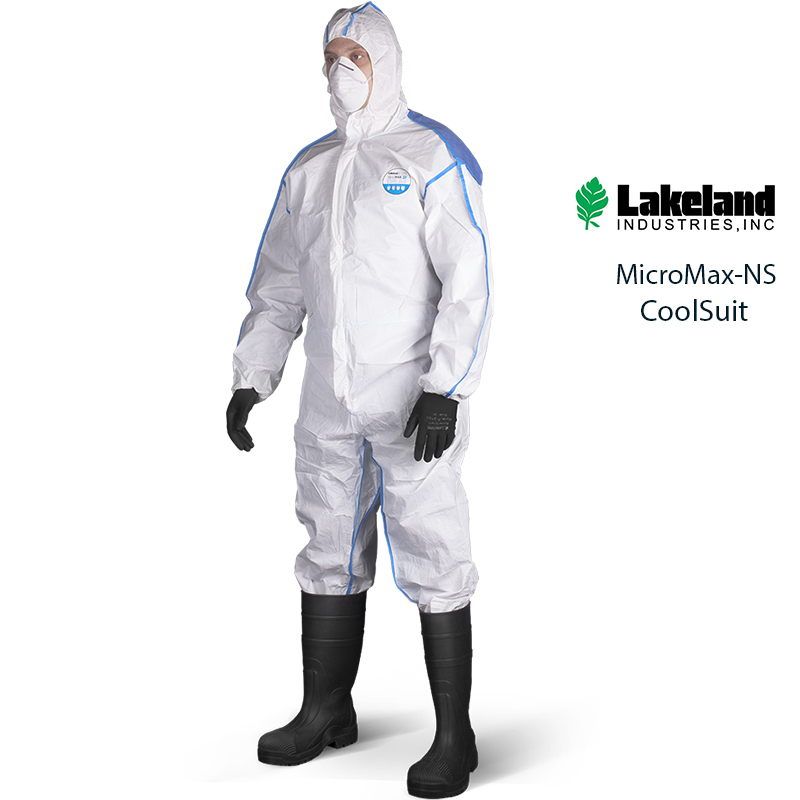 Disposable Coverall MicroMax NS CoolSuit