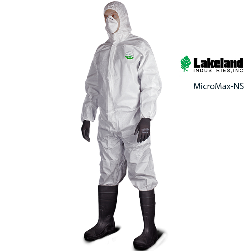 Disposable Coverall MicroMax NS