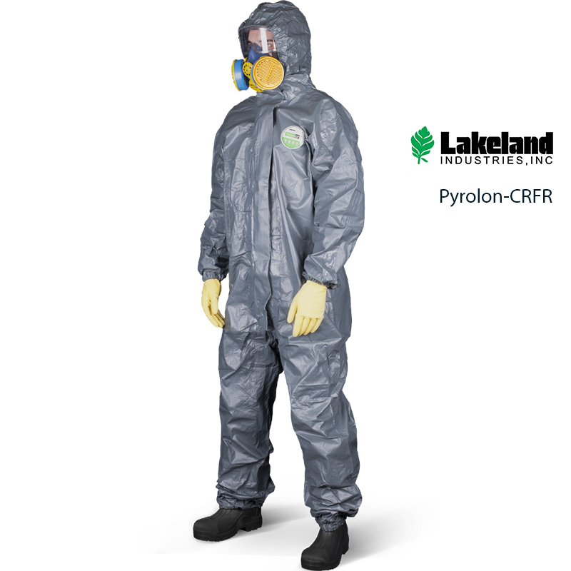 Pyrolon CRFR Chemical Coverall