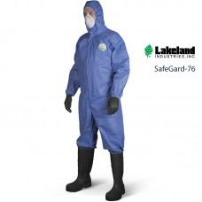 Disposable Coverall SafeGard 76