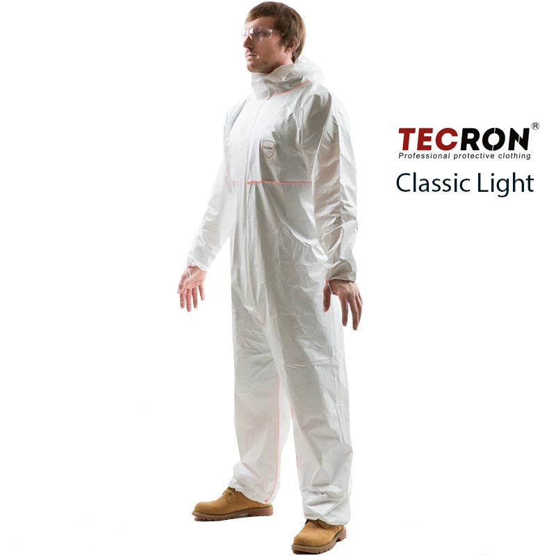 Disposable coveralls TECRON Classic Light