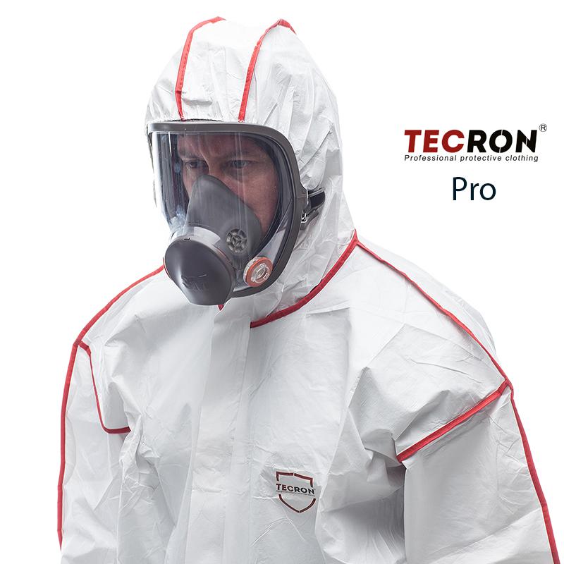 Disposable coveralls TECRON Pro