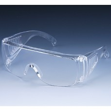 Impact resistant polycarbonate goggles HD15709