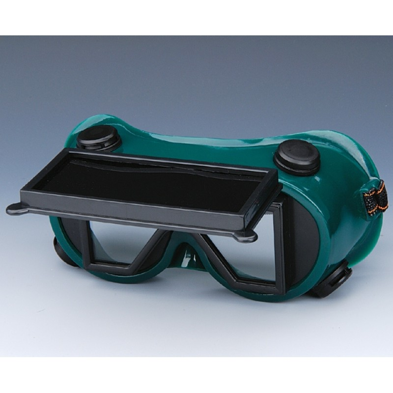Double electric, gas welding glasses HD43720
