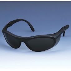 Impact resistant polycarbonate goggles DSC59160A