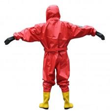 Light anti-chemical clothing Fanotek N 621