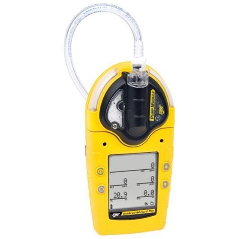 MSA multiple gas detector