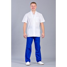 Doctors clothing Fanotek N 60745F (30% cotton, 70% synthetic fibers)
