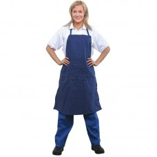 Blue cloth aprons ViDi LR05