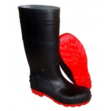 Heavy Duty PVC Safety Boots PVC 005BR