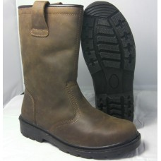 Protective high boots YF018
