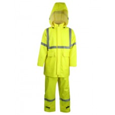 Arc Flash Rain Suit Jacket Antony Gill9103
