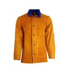Cowhide Leather Welding Jacket FalkPit G45637