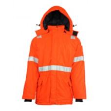 Modacrylic Cotton Antistatic Insulated Jacket Clover Ser45N50