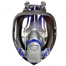 3M™ Ultimate FX Full Facepiece Reusable Respirator FF-402 Medium 4 EA/Case