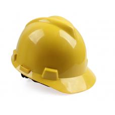 ABS Safety Helmet Fanotek NS-45012ND yellow