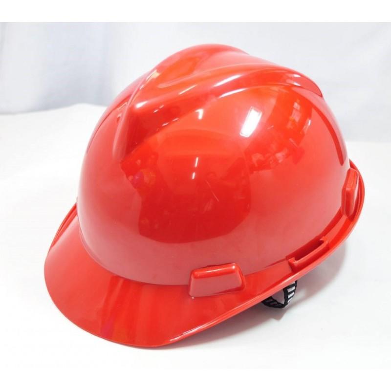 ABS Safety Helmet Fanotek NS-45012ND red