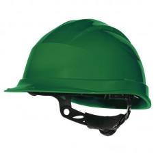 Safety helmet with ratchet and ventilation QUARTZ IV VENITEX