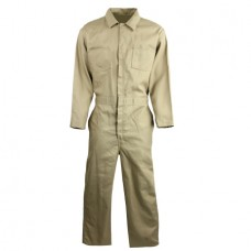 Flame Resistant Cotton Polyamide Coverall Clover Ser109N11