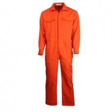 Flame Resistant Cotton Coverall Clover Ser110N33