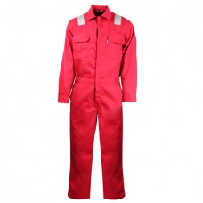 Flame Resistant Cotton Coverall AlBert SN10511