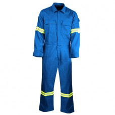 Flame Resistant Cotton Coverall AlBert SN10515
