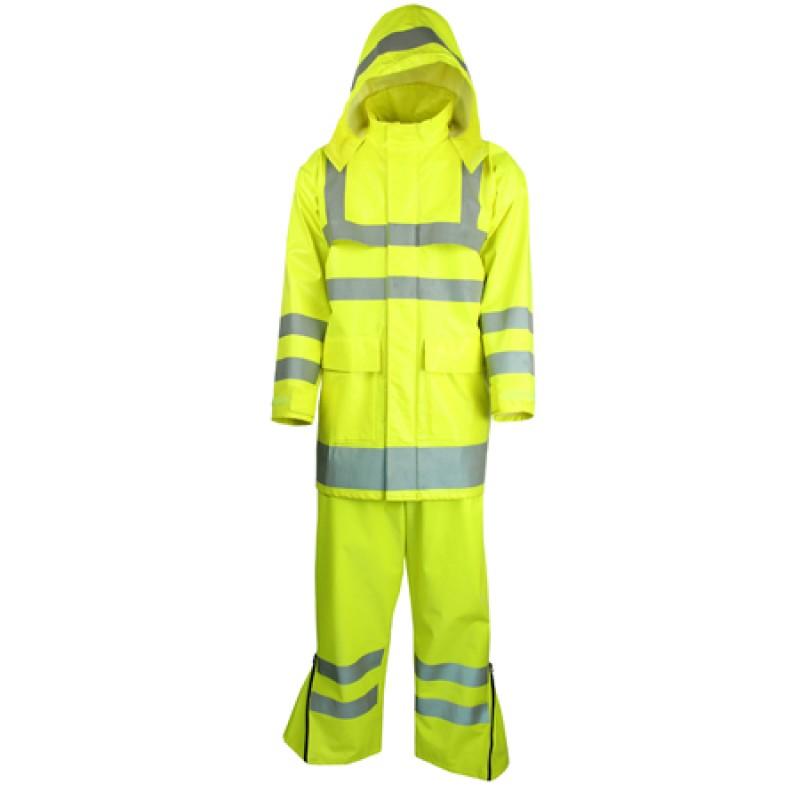 Arc Flash Rain Suit Jacket Antony Gill9102