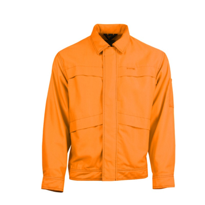 Flame and Static Resistant Cotton Jacket AlBert ML18451
