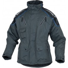 Jacket with hood, waterproof seams with PVC coating 160 g/m2 RUSSEL PANOPLY