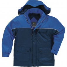 Oxford cloth jacket, insulation DELTALU HARRICANA II PANOPLY