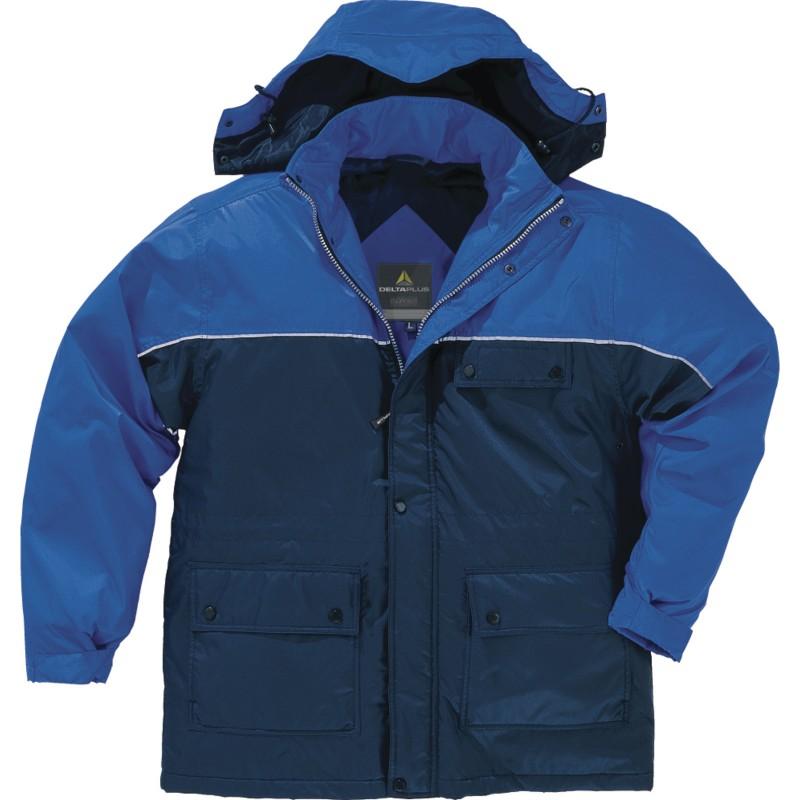 Oxford cloth jacket, insulation DELTALU HARRICANA II PANOPLY