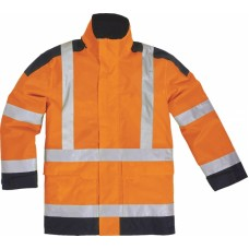 Oxford cloth jacket, protection class 3 - EASYVIEW PANOPLY