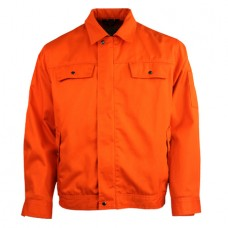 Flame and Static Resistant Cotton Jacket Clover Ser77N16