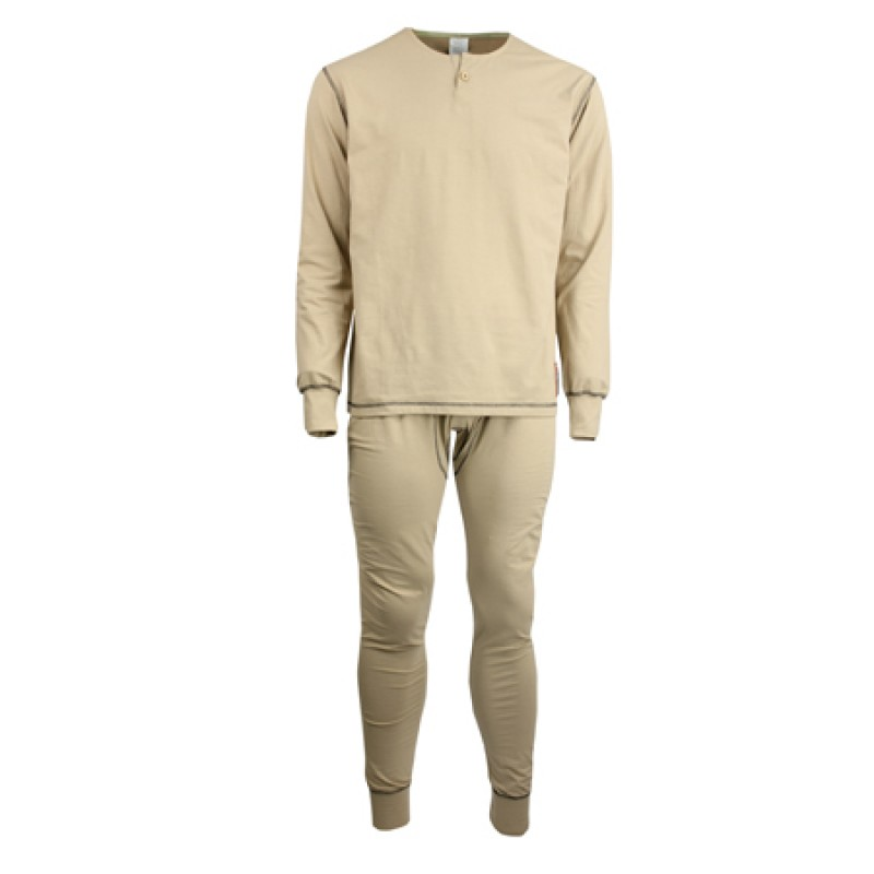 Flame and static Resistant Thermal Underwear AlBert L1100