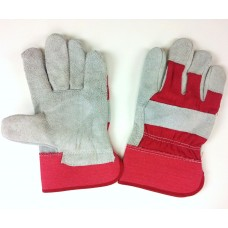 Leather gloves GL7100052L (class BС)