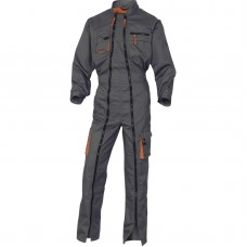 Overalls, two zipper - 65% polyester - 35% cotton, 245 g / m M2CDZ PANOPLY
