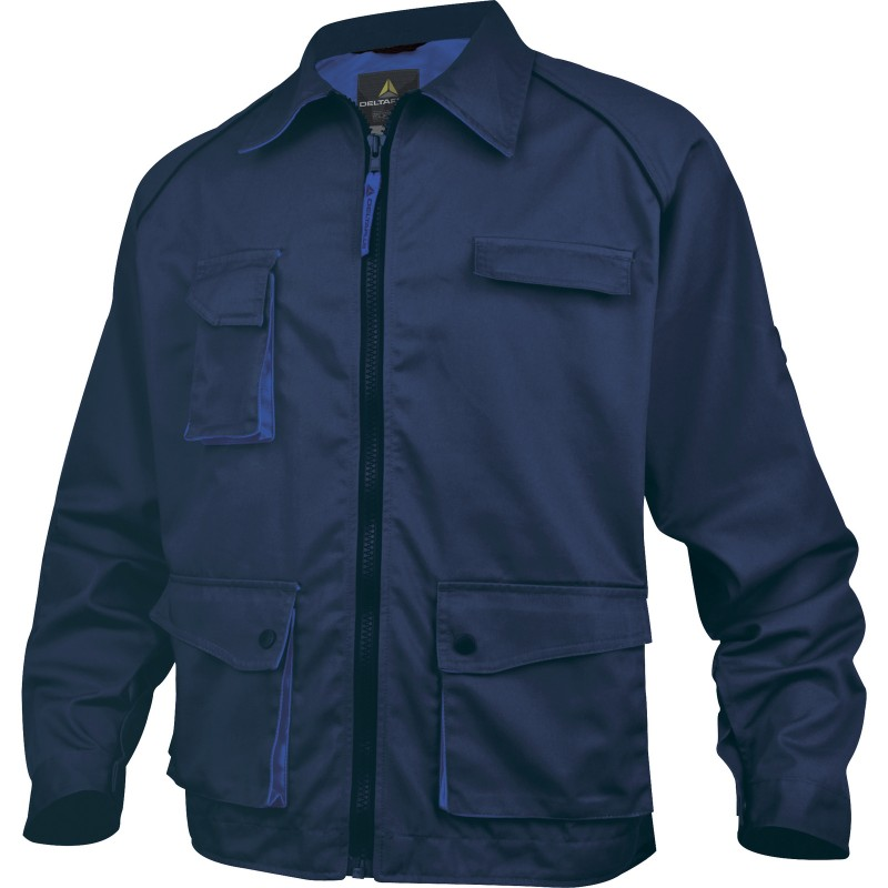 Jacket - 65% polyester - 35% cotton, 245 g / m M2VES PANOPLY