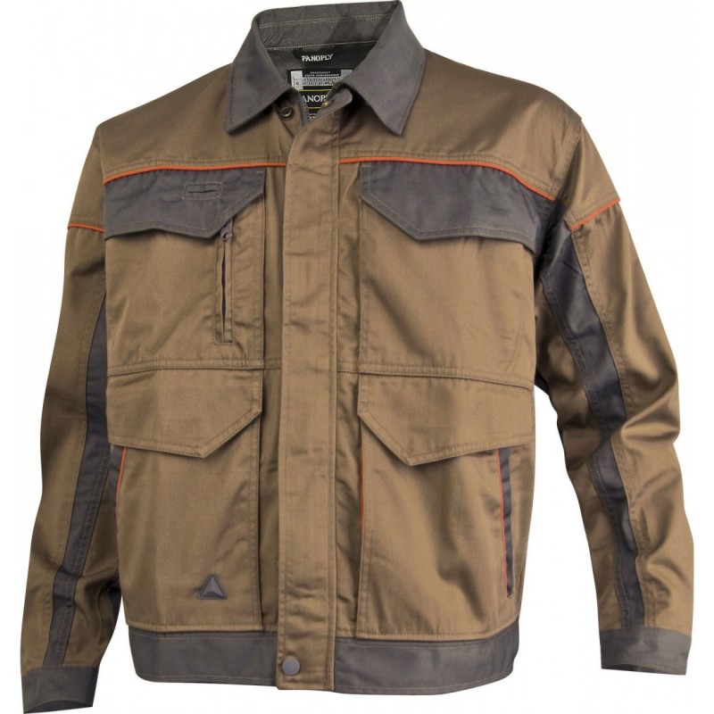 Jacket - 65% polyester 35% cotton 245 g / m MCVES PANOPLY