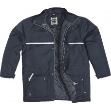 PVC coated polyester jacket GRANBY PANOPLY