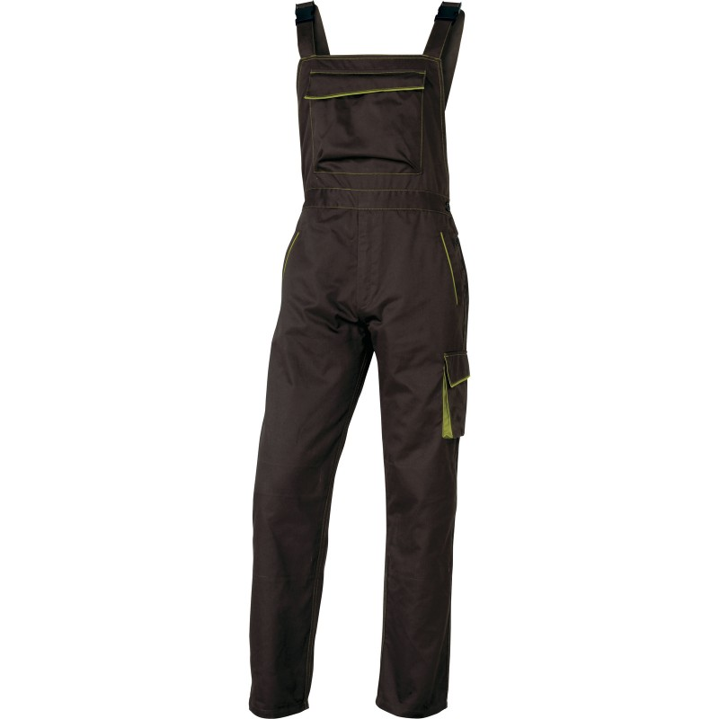 Dungarees - 65% polyester 35% cotton 235 g / m M6SAL PANOPLY