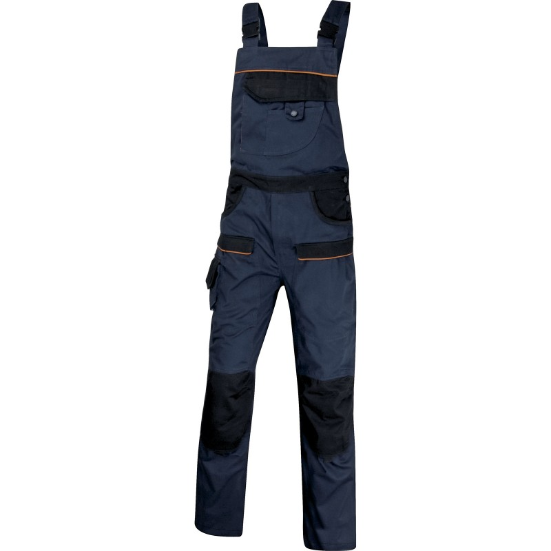 Dungarees - 65% polyester 35% cotton 245 g / m MCSAL PANOPLY