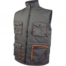Warm vest - 65% polyester 35% cotton STOCKTON PANOPLY